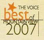 Mountain View Voice Best Yoga Studio 2007