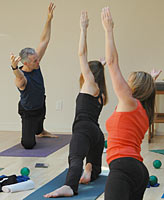 Yoga-Pilates Fusion, Fitness Journal Feb 2010